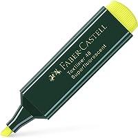 فابر كاستل قلم مظهر لون اصفر 154807