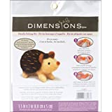 Dimensions Needlecrafts Needle Felted Character Kit, Hedgehog