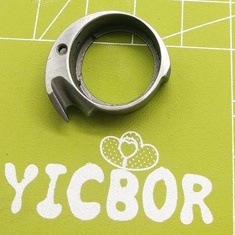 YICBOR Gancho de lanzadera (para pequeñas bobinas) para máquinas de coser Singer de clase 29K #8603/8603-ASM: Amazon.es: Juguetes y juegos