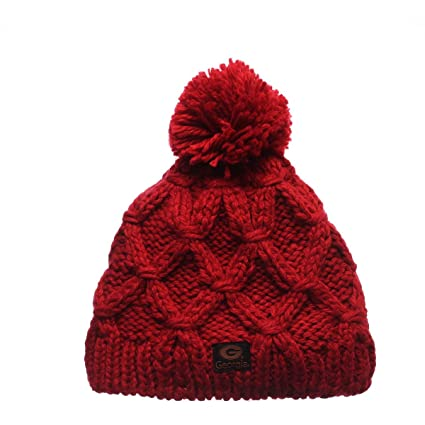 6aa0e8e60301a Image Unavailable. Image not available for. Color  ZEPHYR WOMEN S GEORGIA  BULLDOGS MARILEN KNIT HAT ...