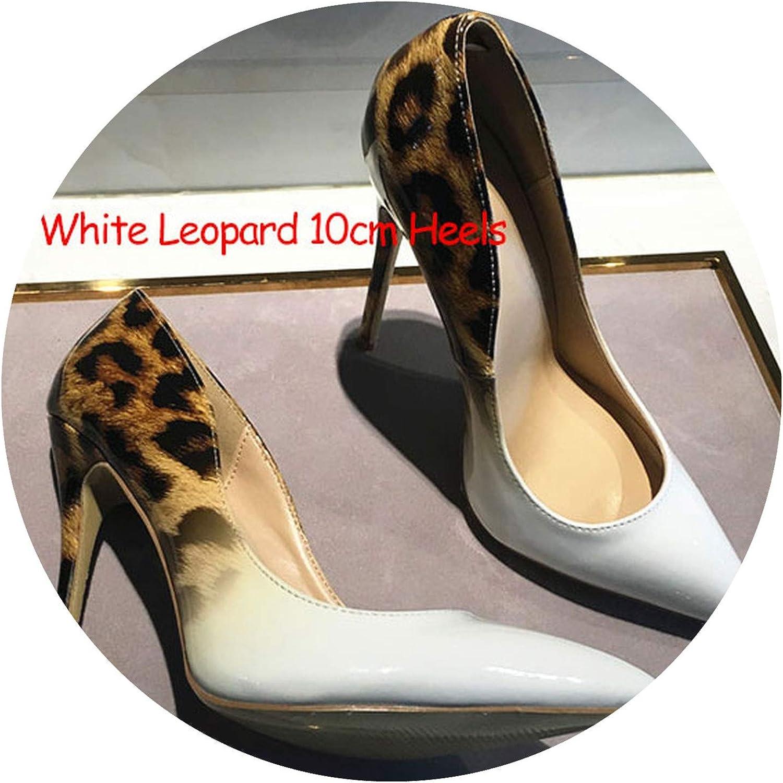 leopard pumps amazon