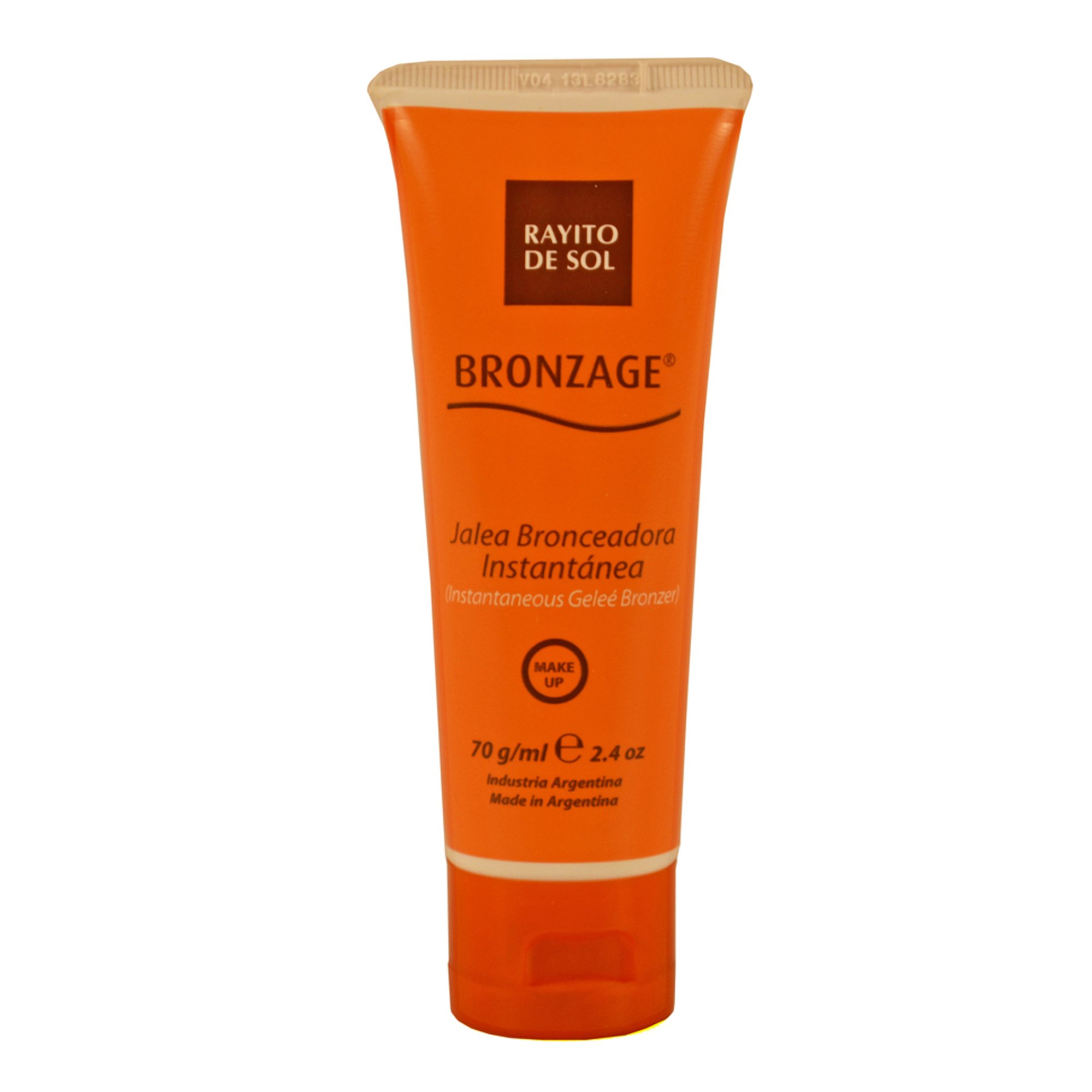 Rayito De Sol Instant Bronzing Gel, 2.4 Ounce by Rayito De Sol (Image #1)