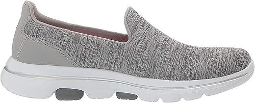 Skechers Damen Go Walk 5 Honor Sneaker, grau: Skechers AfmKu