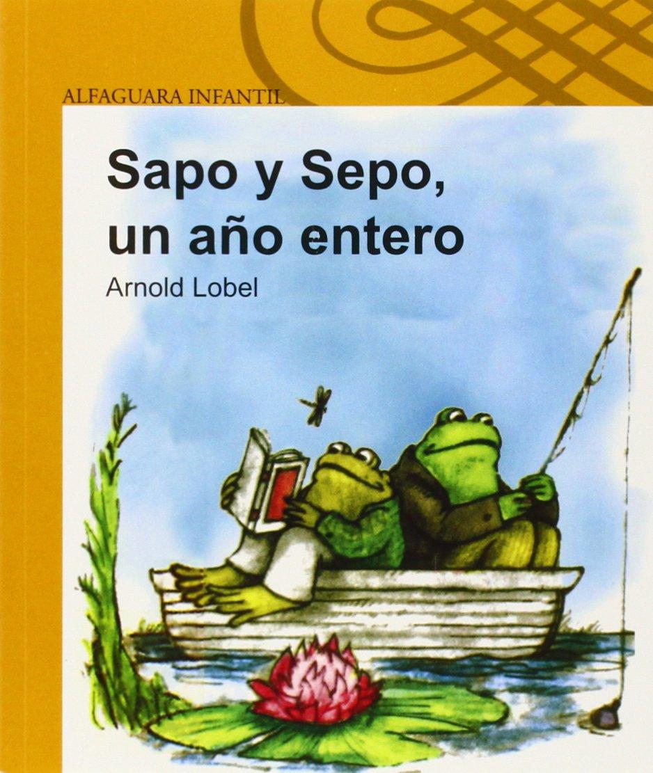 Sapo entero Infantil Alfaguara Spanish