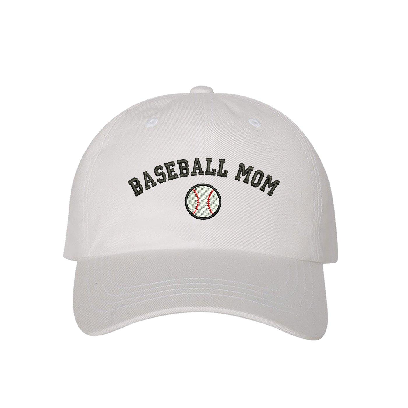 Prfcto Lifestyle Baseball Mom Dad Hat - Black Baseball Hat - Unisex at Amazon  Men s Clothing store  7095debb7b39