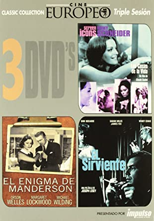 Pack Cine Europeo 3 [DVD]: Amazon.es: Varios: Cine y Series TV