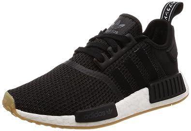 the latest 38366 cbd1b Amazon.com | adidas Shoes Men Low Sneakers NMD_R1 B42200 ...