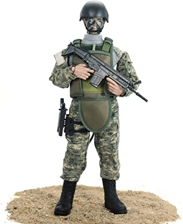 Baellar 12 '' Fuerzas Especiales Figura de Acción - ACU