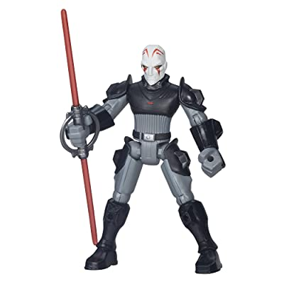 Star Wars Hero Mashers Rebels The Inquisitor: Toys & Games