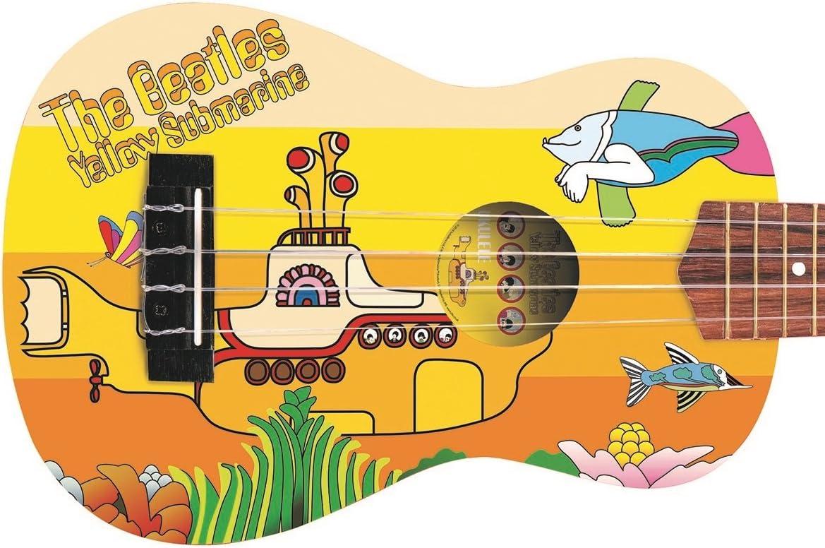 Ukelele con cuerdas The BEATLES YELLOW SUBMARINE YSUK02