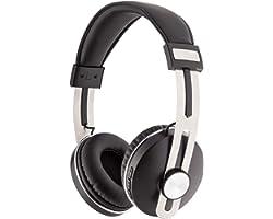 Fone de Ouvido Bluetooth, Over Ear, autonomia 14 horas, AerUrban, Preto, AER04BK, AER by Geonav