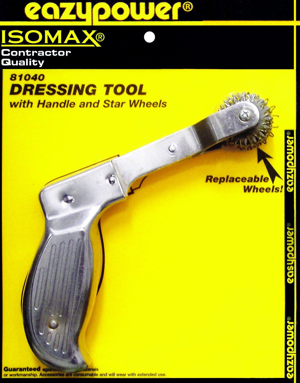 1-Pack Eazypower 81040 Buffing Wheel Dressing Tool
