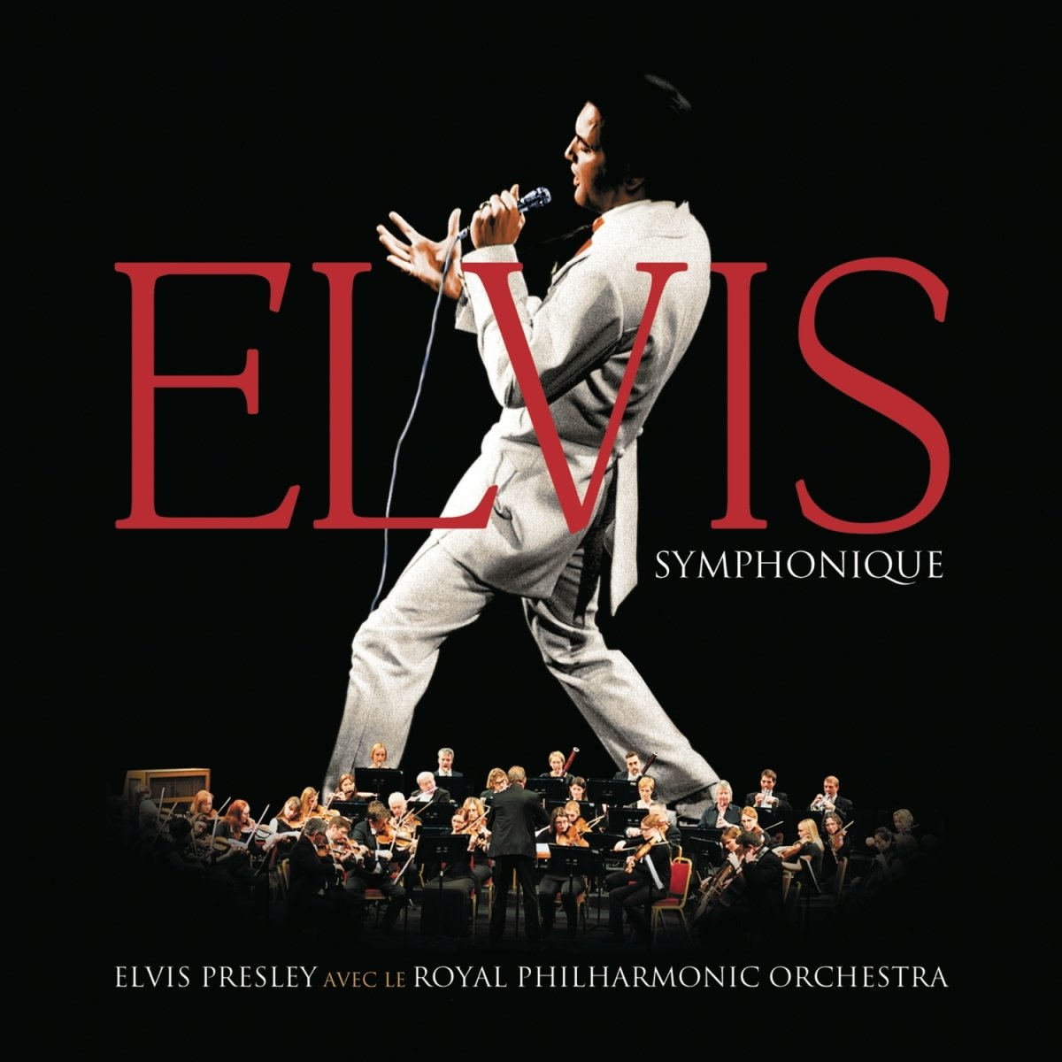 Elvis Presley Avec Le Royal Philharmonic Orchestra - Elvis Symphonique (2017) [FLAC] Download