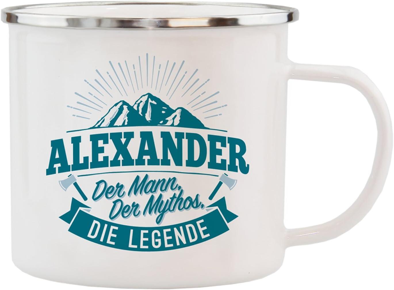 Tasse mit Namen Alexander Positive Eigenschaften