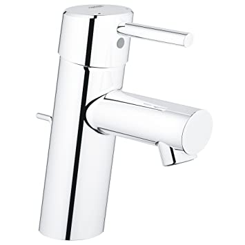 Grohe 34270001 Concetto SingleHandle Bathroom Faucet 15 GPM
