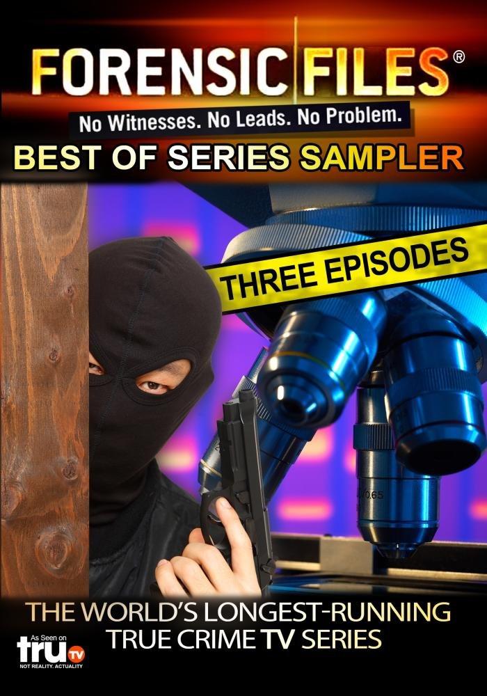 Amazon com: Forensic Files: Best of Series Sampler - 3