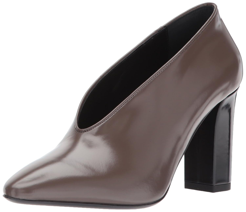 Via Spiga Women's Baran Block Heel Pump B06XGQ8L5B 5 B(M) US|Bark Leather