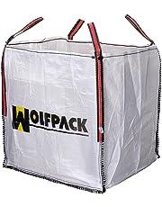 Wolfpack 2240600 Saco Obra Big Bag 90x90x90cm.