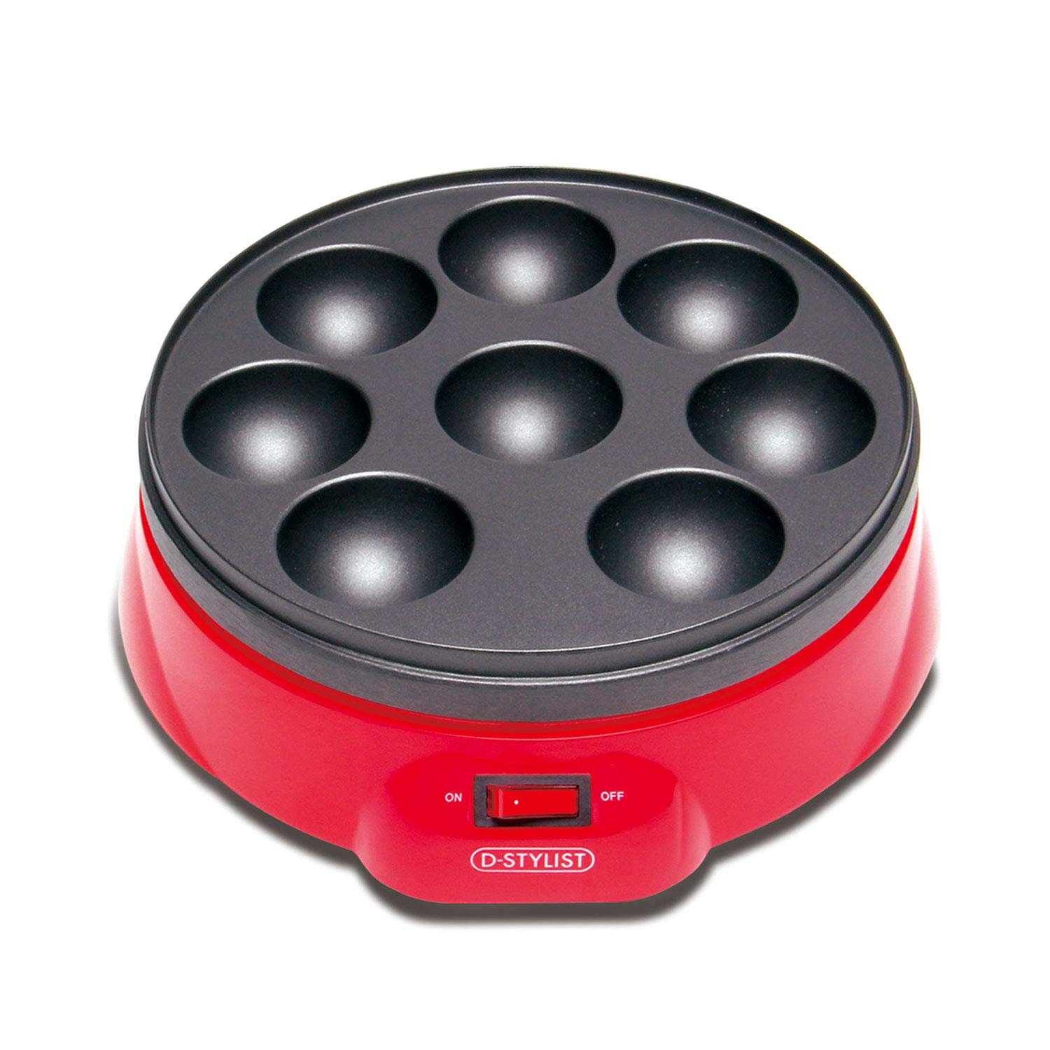 D-STYLIST BIG SIZE TAKOYAKI MAKER KK-00348【Japan Domestic genuine products】 Peanuts-Club