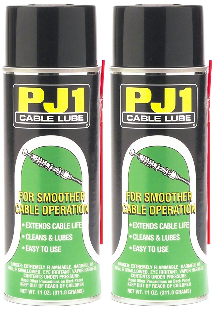 PJ1 1-12-2PK Cable Lube, 22 oz, 2 Pack