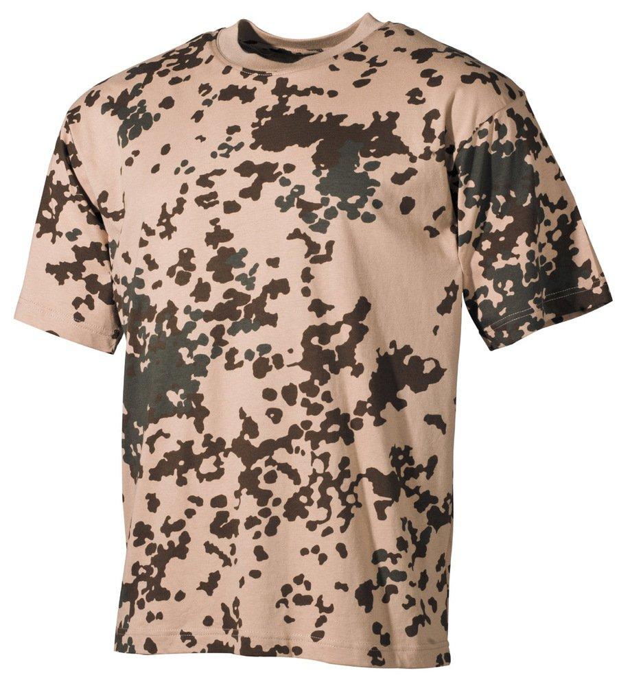 BW T-Shirt, mezza manica, 00103Y - BW tropicale camo, M MFH