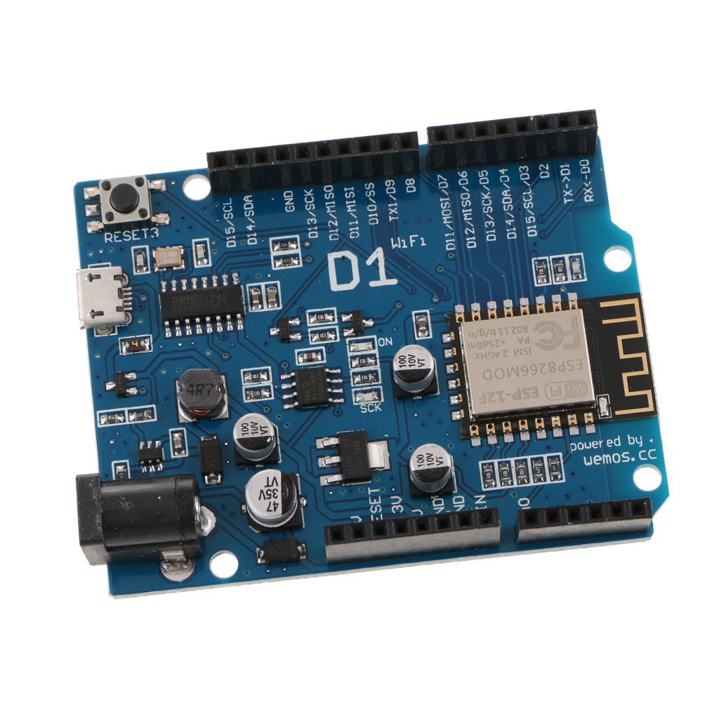 Baosity IDE Direct Module with SP8266 USES About Q98 WiFi Development Board