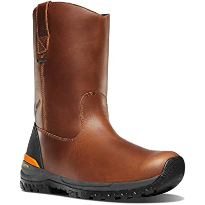 "Danner Men's Stronghold Wellington 10"" Construction Boot 