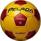 molten(モルテン) サッカーボール ペレーダトレーニング 3号 イエロー×レッド F3P9200-YR