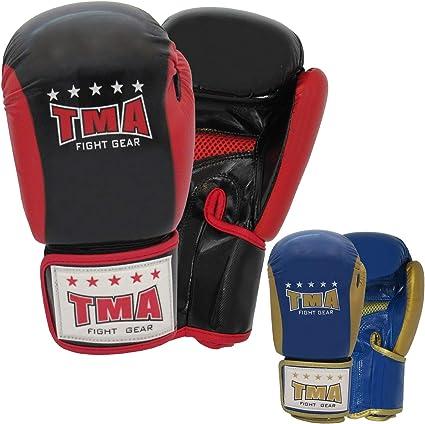 Muay T artes marciales MMA Guantes de Boxeo Juveniles 4 Onzas Para kickboxing