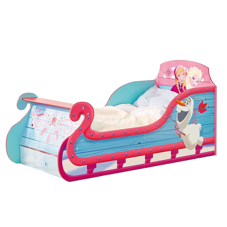 Schlittenbett - Eiskönigin Schlitten Bett - Eiskönigin Bett