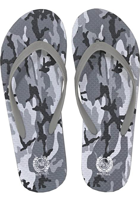28d3473c268 Mossad Men s Camo Military Collection Flip Flop Thong Sandals Camouflage  Flip Flops Army Navy Marine Airforce  Amazon.ca  Shoes   Handbags