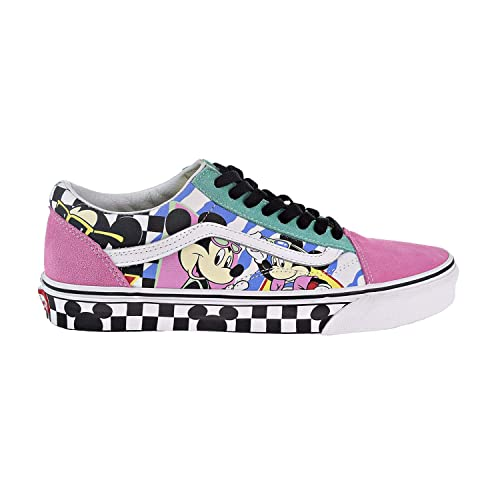 117739960ab45 Vans Disney Old Skool 80 s Mickey Zapatillas-UK 9  Amazon.es ...