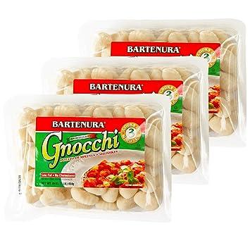 ad7ea991d95d3 Amazon.com : Bartenura Potato Gnocchi, Original 1LB (3 Pack) Made in ...