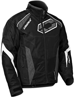 Amazon.com: OEM Polaris Mens Snowmobile Red Throttle Jacket ...