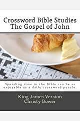 Crossword Bible Studies - The Gospel of John: King James Version Paperback