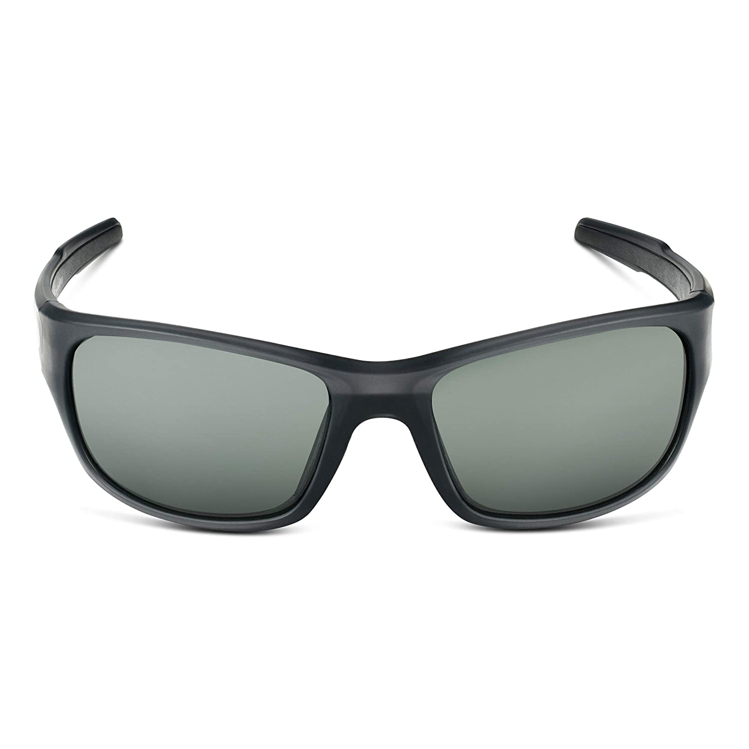 076a50faf3af Amazon.com  Flying Fisherman Last Cast Polarized Sunglasses for Men and  Women. Granite Frames and Smoke Lens with AcuTint UV Blocker for Fishing  and Outdoor ...