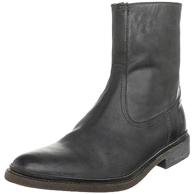 FRYE Men's James Inside Zip Boot ,Black-87105 7.5 ...
