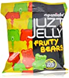 Alpenliebe Juzt Jelly Candies - Fruity Bears, 72.8g Pouch