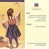 Bizet: Suites Symphony Turina