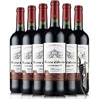 【优红酒酒庄直采】法国原瓶原装进口红酒 奥瑞安系列干红葡萄酒整箱6瓶装(红标)750ml*6
