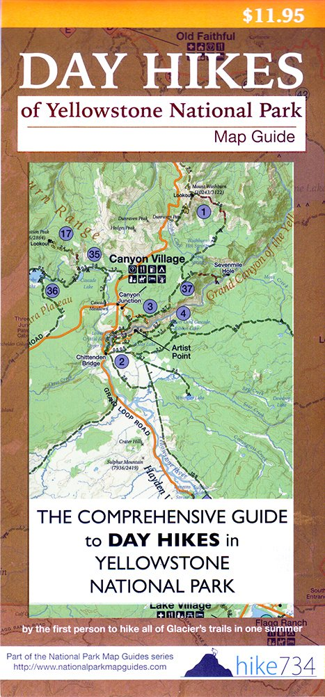 Day Hikes of Yellowstone National Park Map-Guide: Jake mante ... on sawtooth national forest road map, national park to park highway map, bridger teton national forest road map, denali national park and preserve road map, wyoming road map, yellowstone geyser map, manufacturing by state map, pawnee national grasslands road map, detailed idaho road map, wyoming state map, gallatin national forest road map, yellowstone river old map, helena national forest road map, utah road map, black hills national forest road map, west yellowstone road map, kisatchie national forest road map, yellowstone driving map, kings canyon national park road map, north yellowstone map,