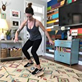 Whirly Board - Spinning Balance Board and agility