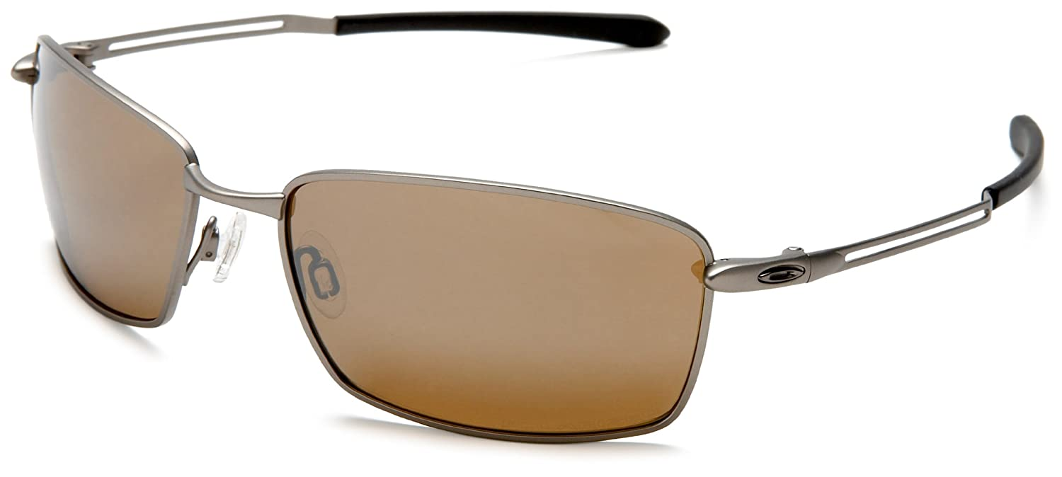 f6727481ca5 OAKLEY SUNGLASSES 12-915 OAKLEY NANOWIRE 4.0 SILVER 12915  Amazon.co.uk   Sports   Outdoors