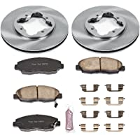 Autospecialty KOE697 1-Click OE Replacement Brake Kit