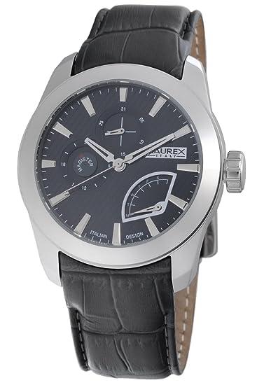 ed557dbae1fd Haurex Italy 1A356UGG - Reloj de Caballero de Cuarzo