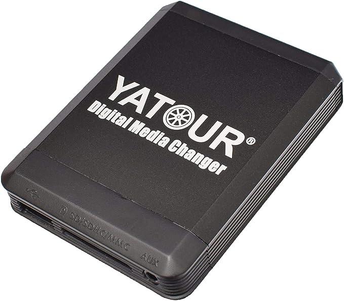 Yatour Yt M06 Toy3 Bt Usb Sd Aux Adapter Bluetooth Elektronik
