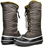 DREAM PAIRS Women's Winter Knee High Fur Lining Cozy Warm Water Resistant Snow Boots