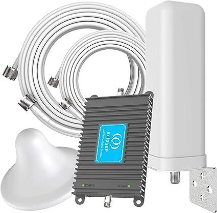 Cellular 700MHz Band 12//13//17 Signal Booster Cell Phone Booster Enhance Verizon ATT 4G LTE Data/&Voice Home 4G Cell Phone Signal Booster for Verizon AT/&T T-Mobile Straight Talk Cricket U.S