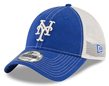 8fbea7fdc8981f ... discount new york mets new era mlb 9twenty quotrustic markquot mesh  back hat e4c71 e7c24