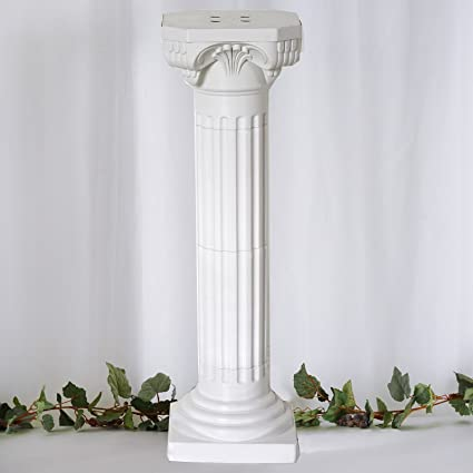 Wonderful Amazon.com: Efavormart 4 Pillars/Set Roman Decorative Wedding  JC68